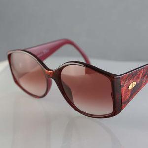 Vintage 80's Christian Dior sunglasses